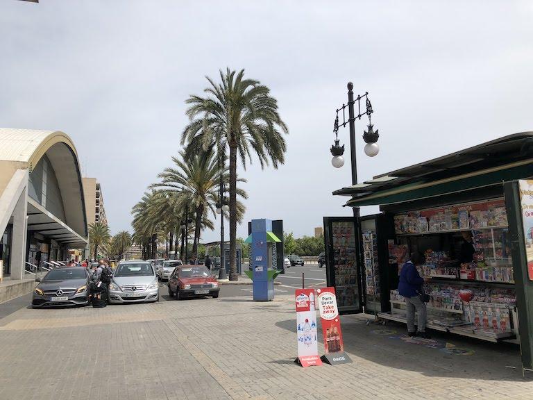 バレンシアバスステーション