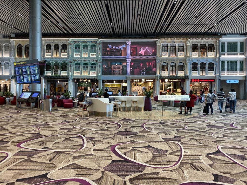 チャンギ国際空港第4ターミナル
