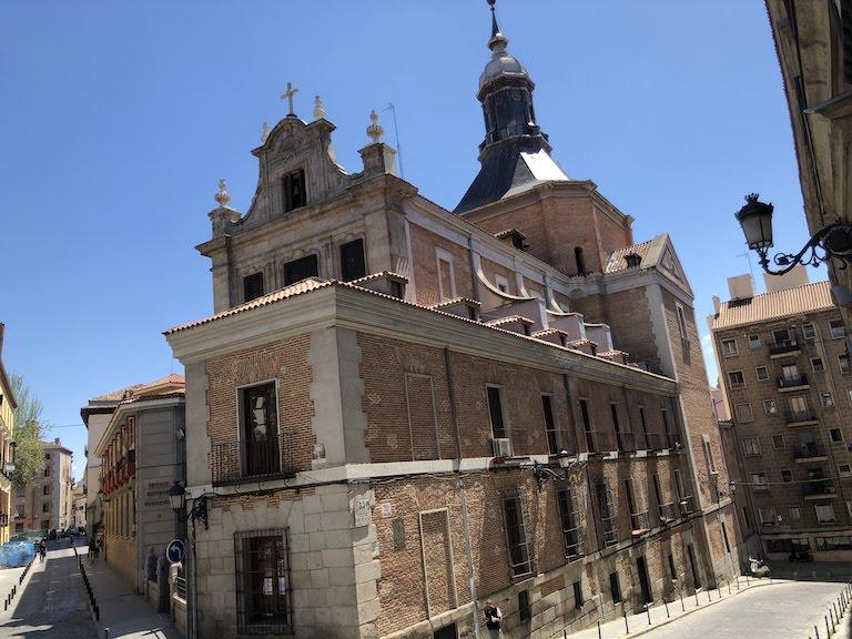 San Pedro el Real, Madrid