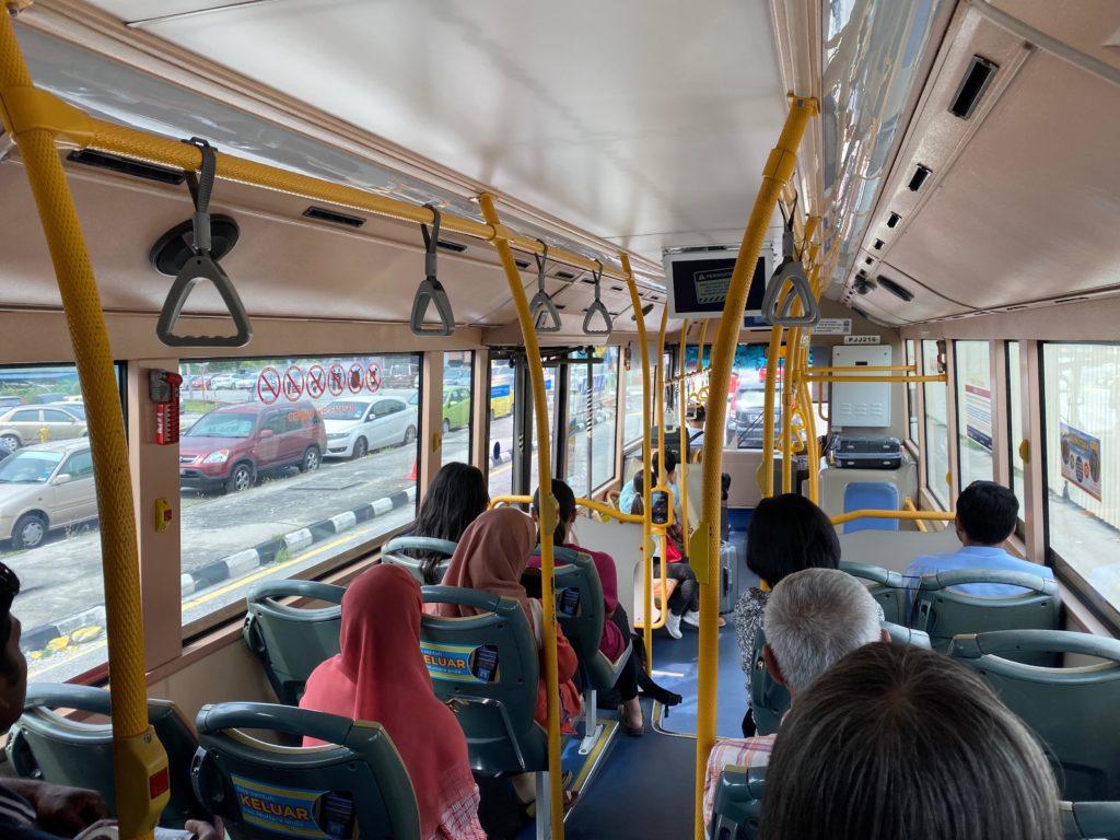 ペナン空港バス