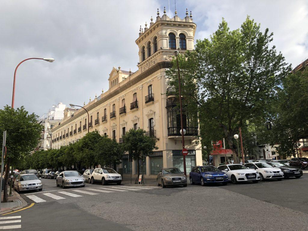 セビーリャ市街