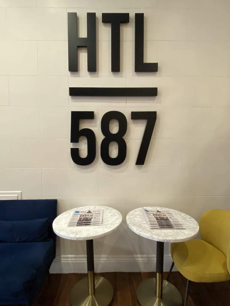 HTL587ロビー