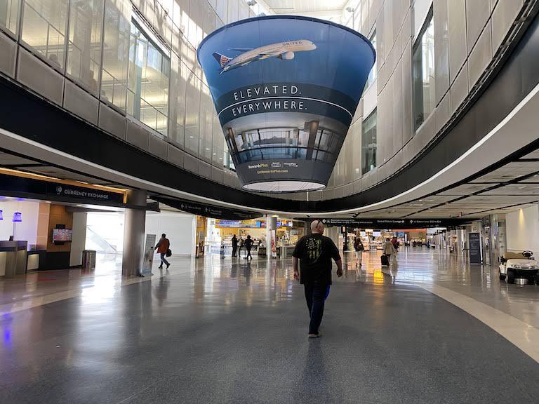 ヒューストン国際空港