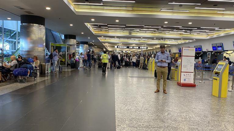 ホルヘ・ニューベリー空港