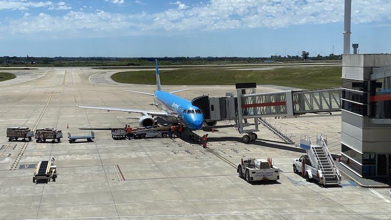 aerolineas argentinas 機体