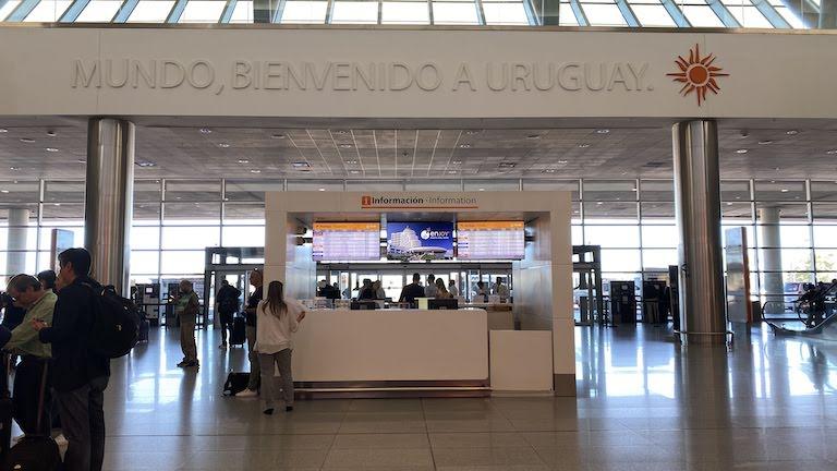 ウルグアイ空港
