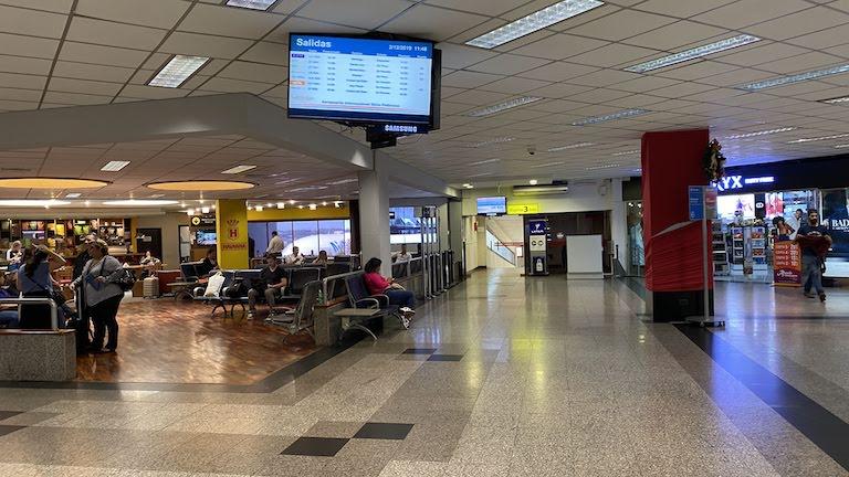 アスンシオン 空港