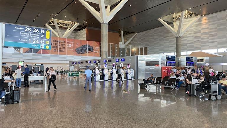 ヴィラコッポス国際空港(VCP)