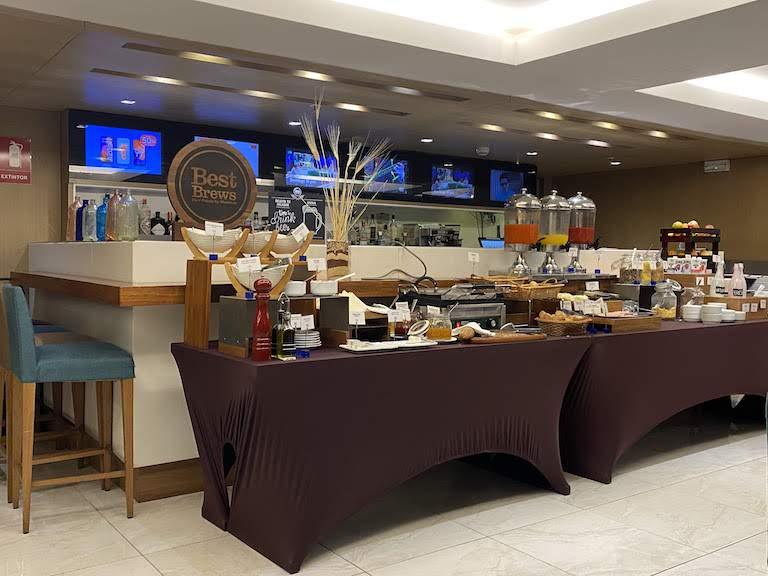 FourPoints Limaレストラン