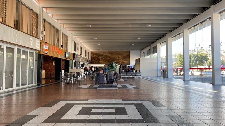 グアナファト バスターミナル