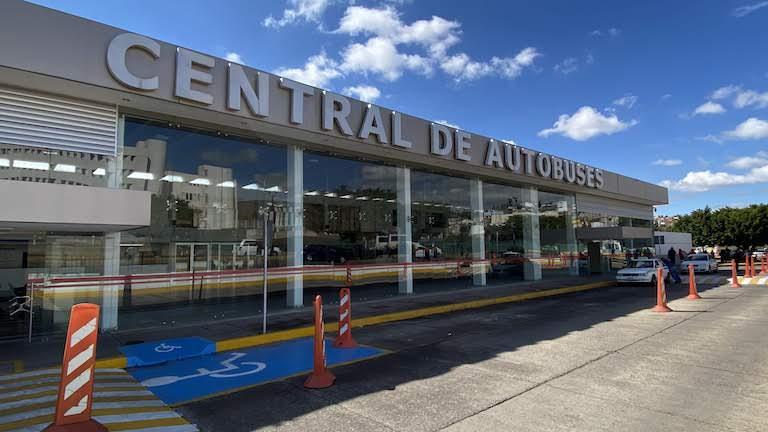 グアナファトバスターミナル