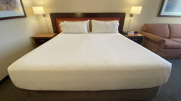 エグゼクティブルーム ベッド