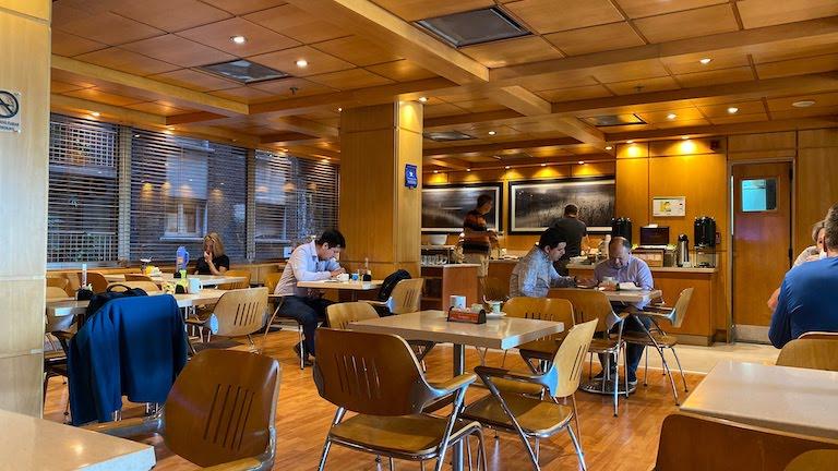 HIEX ブエノスアイレス レストラン
