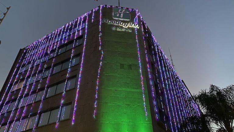 Holiday-Inn-Guadalajara 外観