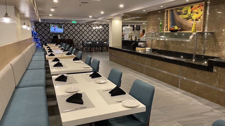Holiday-Inn-Guadalajara レストラン