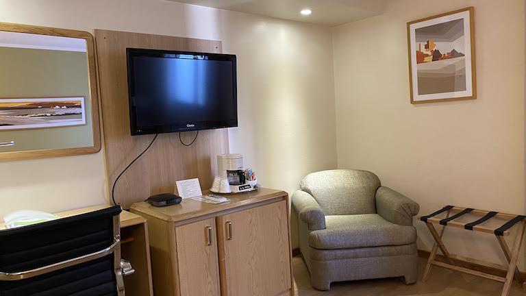 Holiday Inn モンテビデオ 部屋