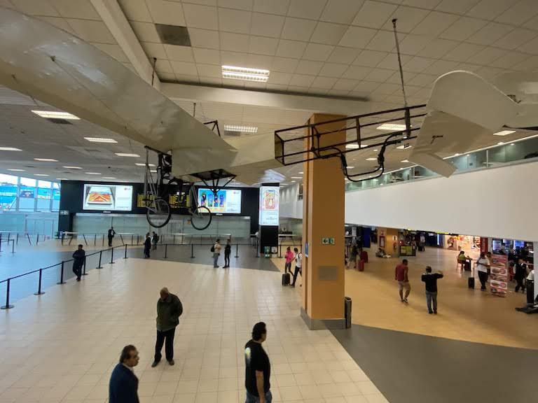ホルヘ・チャベス国際空港