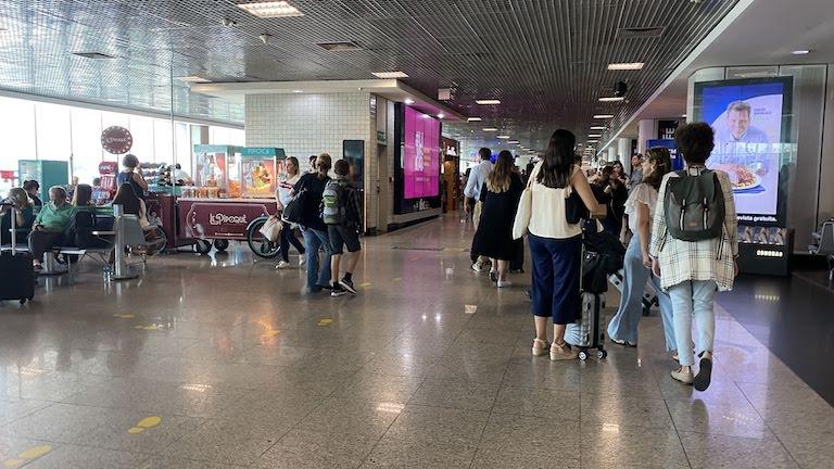 コンゴーニャス空港