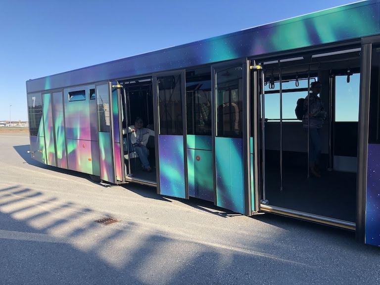 ケフラヴィーク国際空港バス