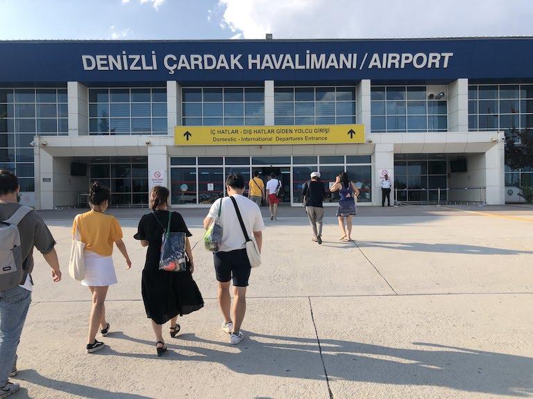 デニズリ空港