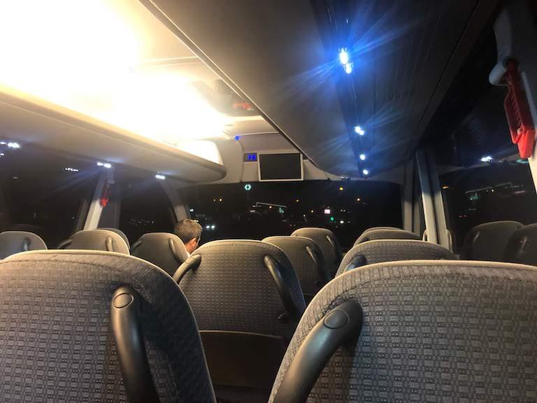 バクー・エアポートエクスプレスバス