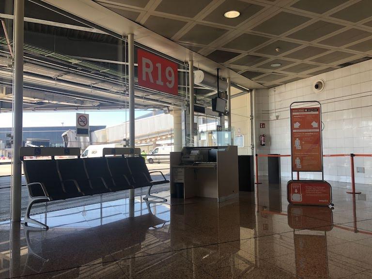 バルセロナ国際空港
