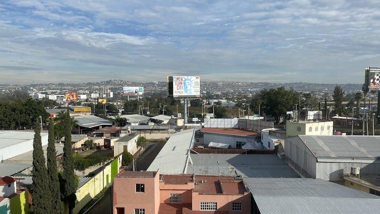 Holiday Inn Express Guadalajara Aeropuerto 景色