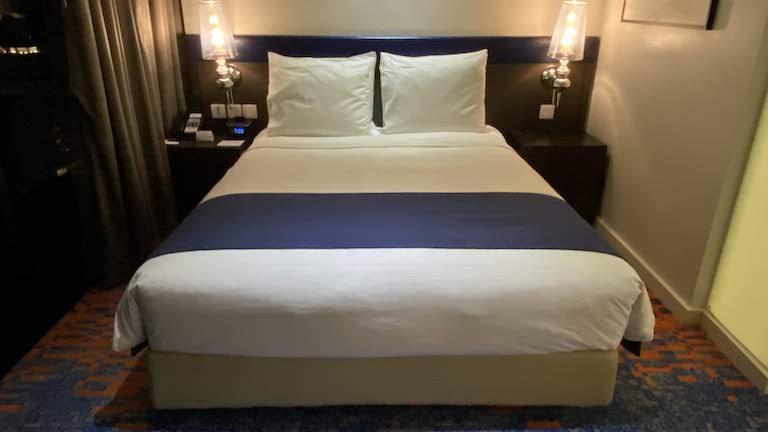 HIEX Siam ベッド