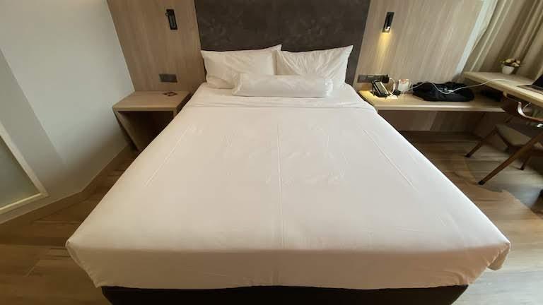 ibis KL ベッド