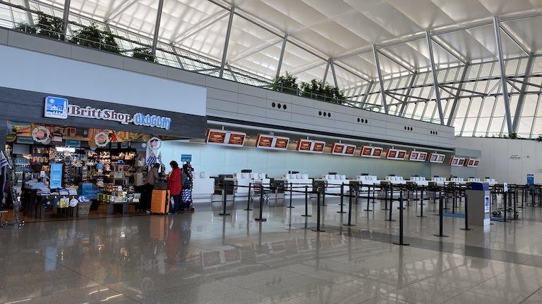 モンテビデオ空港