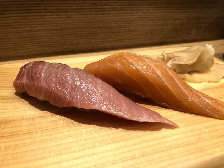 成田空港 寿司