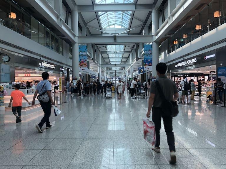 インチョン(仁川)国際空港