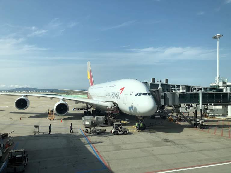 アシアナ航空 機体