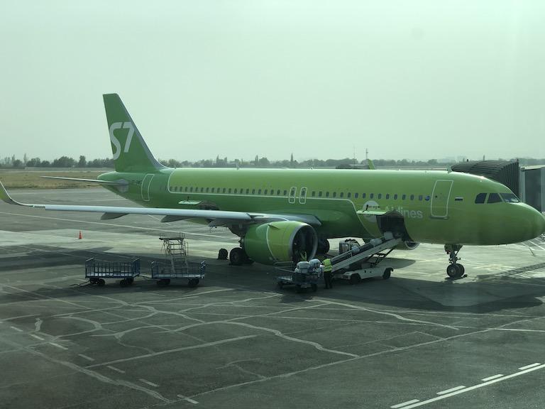 S7航空機体