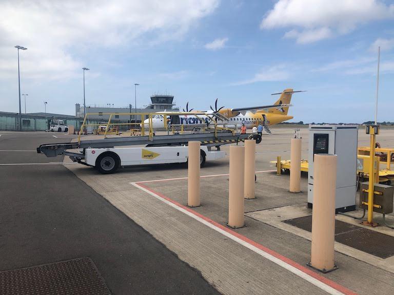 ガーンジー空港