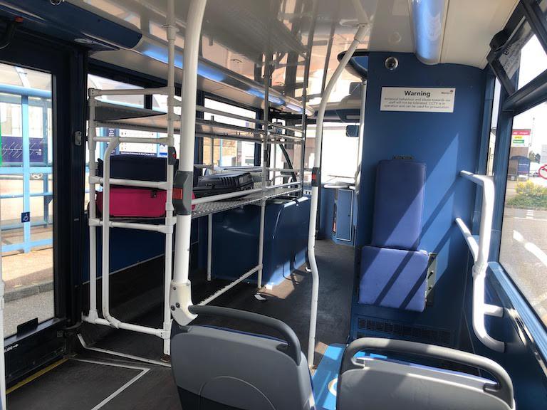 ジャージー島バス