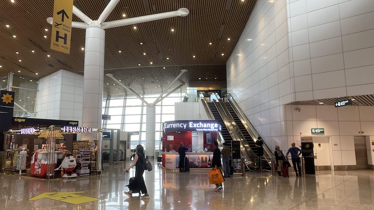 クアラルンプール国際空港ターミナルM