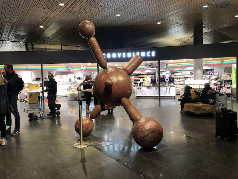 オスロ・ガーデモエン空港