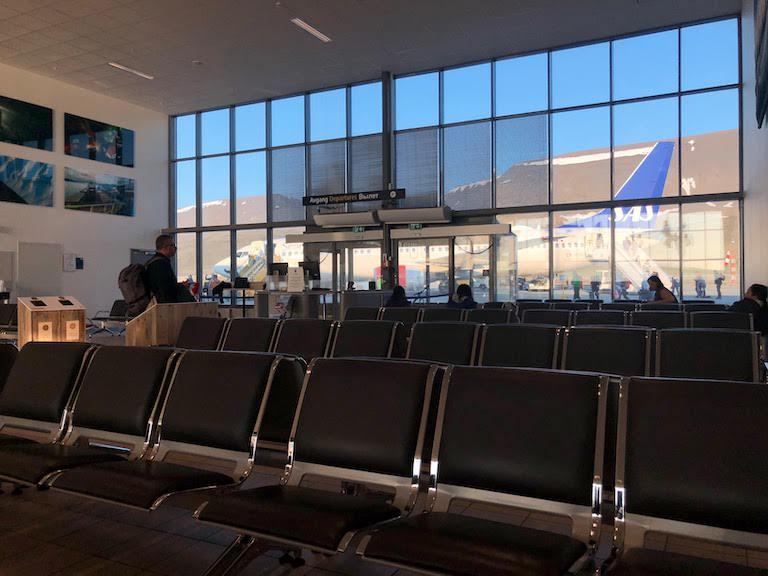 ロングイェールビーン空港
