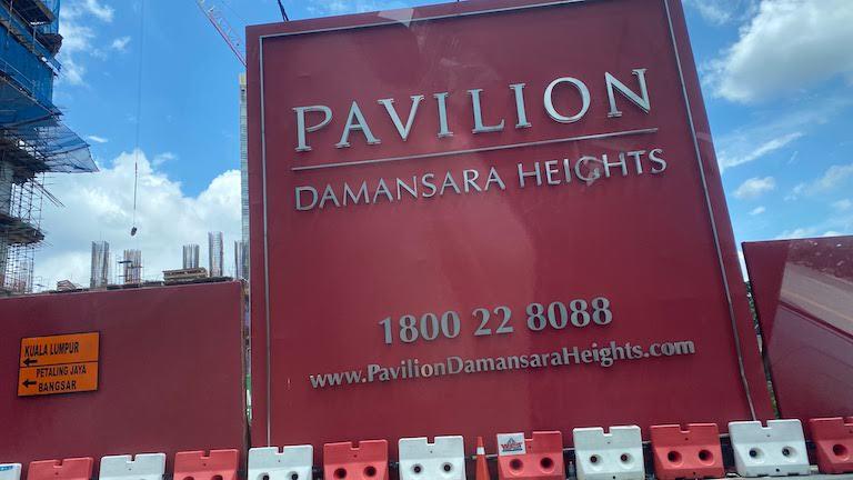 PAVILION DAMANSARA HEIGHTS