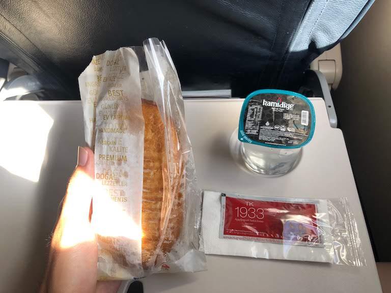 ターキッシュエアラインズ 機内サービス