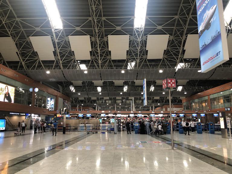 サビハ・ギョクチェン国際空港