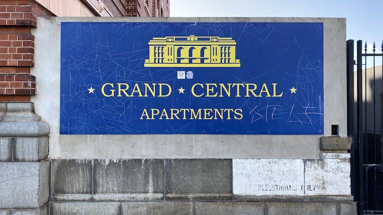 グランドセントラルサービスドアパートメンツ