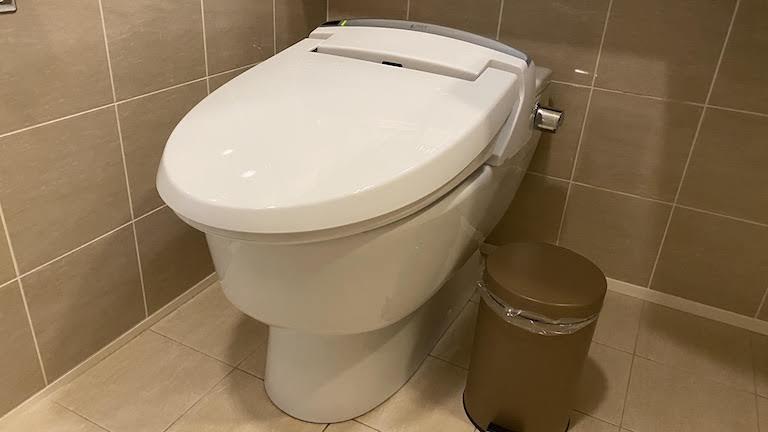 ダブルツリーバイヒルトン那覇 トイレ
