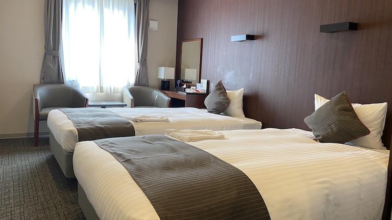 ホテルアザット那覇 客室