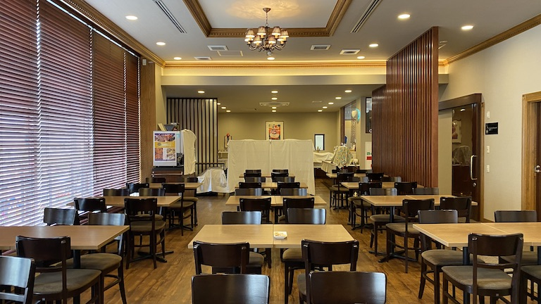 ホテルアザット那覇 レストラン