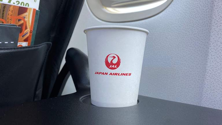JAL機内サービス