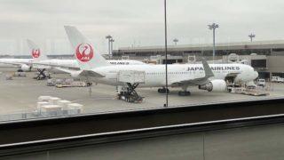 JAL機体