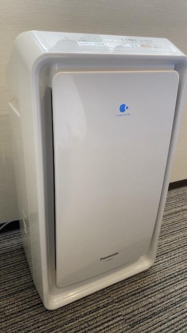 ホテルランタナ 空気清浄機